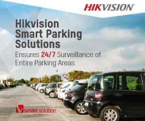 Hikvision-smart-parking