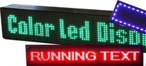 Pusat Produksi Running Text